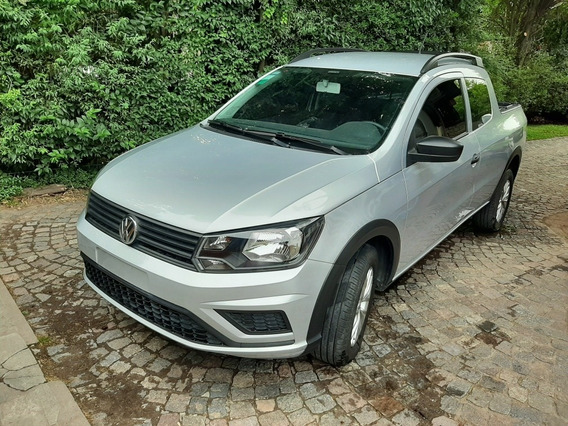 Volkswagen Saveiro 1.6 Gp Cd 101cv Power 2017 Excelente!!!