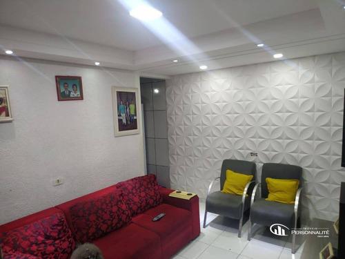 Imagem 1 de 17 de Casa Com 6 Dormitórios À Venda, 120 M² Por R$ 280.000 - Dos Casa - São Bernardo Do Campo/sp - Ca0227