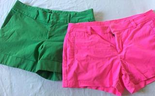Pantalones Cortos Para Damas