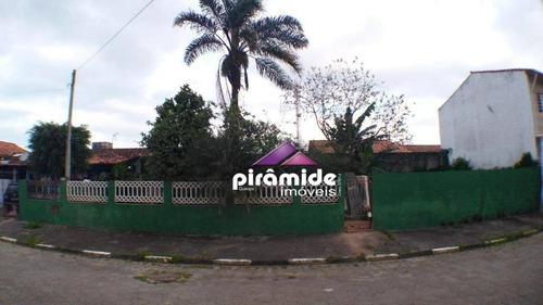 Terreno À Venda, 253 M² Por R$ 200.000,00 - Praia Das Palmeiras - Caraguatatuba/sp - Te1163