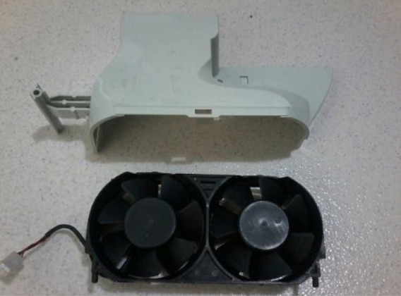 Cooler+duto Interno-xbox 360-fat-original