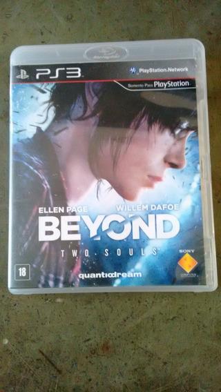 Beyond Two Souls - Ps3 - Midia Fisica - Dublado