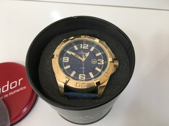 Relógio Masculino Condor - Co2115va - Original - 21