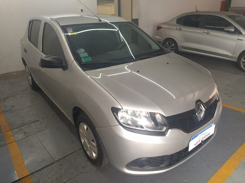 Renault Sandero Authentique 1.6 Gnc Gris Ab547