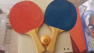 Raquetas De Ping Pog Weston