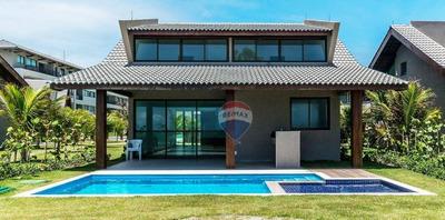 Casa Com 5 Dormitórios À Venda, 177 M² Por R$ 2.653.878 - Porto De Galinha - Ipojuca/pe - Ca0079