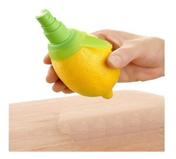 Borrifador Pulverizador Spray Limão P/ Saladas Bpa Free Stem