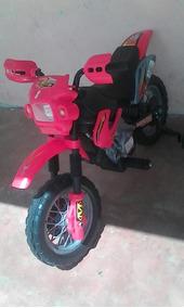 Moto Electrica Para Niño 150 Verdes.