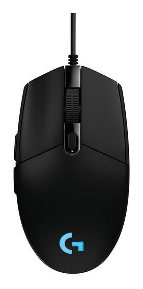 Mouse Gamer Logitech G Pro Rgb 12000dpi Promoção