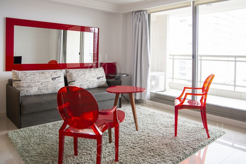 Hermoso Departamento En Venta De 1 Dormitorio.- Ref: 54514