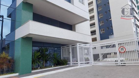 Vista Beira Mar / Horizonte - Nascente - Andar Alto - Ap0486