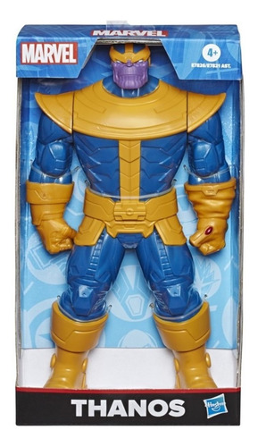 Boneco Avengers Thanos Olympus Hasbro