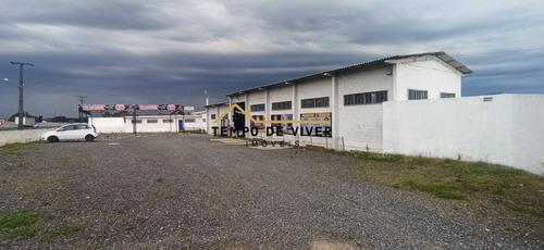 Imagem 1 de 15 de Barracao - Vila Pompeia - Ref: 325 - V-tdv323