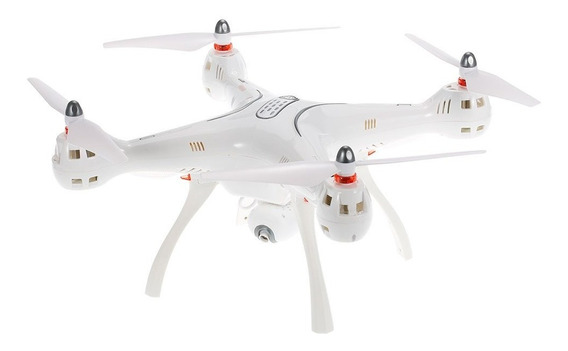 Drone X8pro Syma Gps Retorno Automatico Calibrado Voo Brasil
