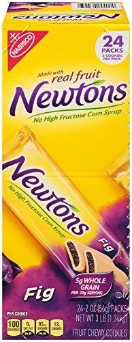 Imagen 1 de 5 de Nabisco Fig Newtons Masticables Galletas, Hecha Con Fruta Re