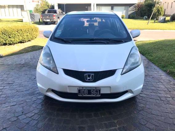 Honda Fit 1.4 Lx-l Mt 100cv 2010