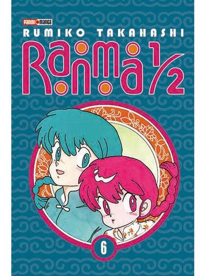 Panini Manga Ranma 1/2 Rumiko Takahashi