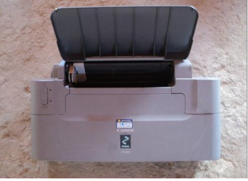 Impressora Canon Com 01 Cartuchos No Estado