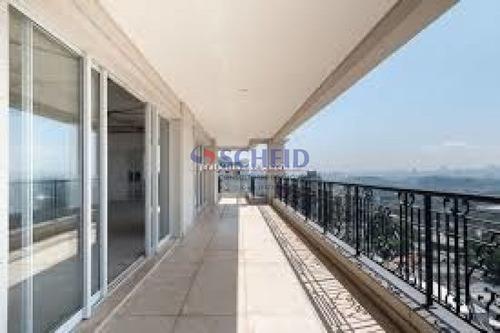 Imagem 1 de 6 de Apartamento De 400m Em Moema Venda  - Mr74654