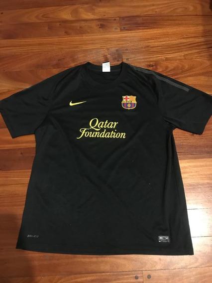 Camiseta Barcelona Suplente 2012 Nike Xl