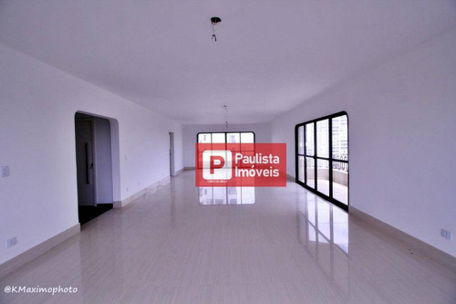 Apartamento À Venda, 330 M² Por R$ 2.100.000,00 - Alto Da Boa Vista - São Paulo/sp - Ap20208