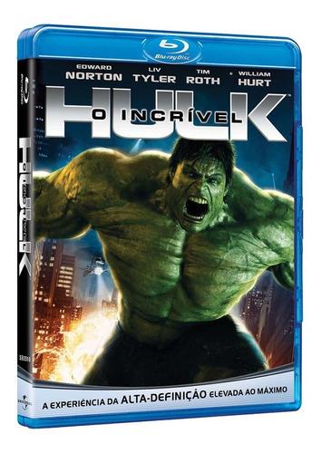 Blu-ray - O Incrível Hulk