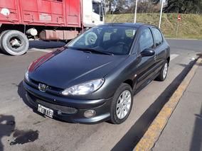 Peugeot 206 1.6 Xt Full Nafta Manual En Muy Buen Estado.