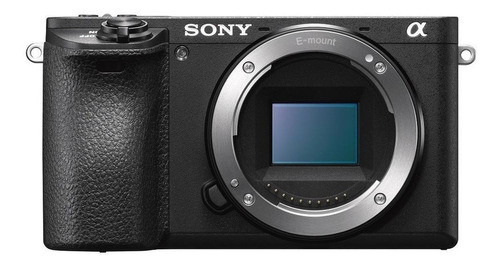 Sony Alpha 6400 mirrorless cor  preto
