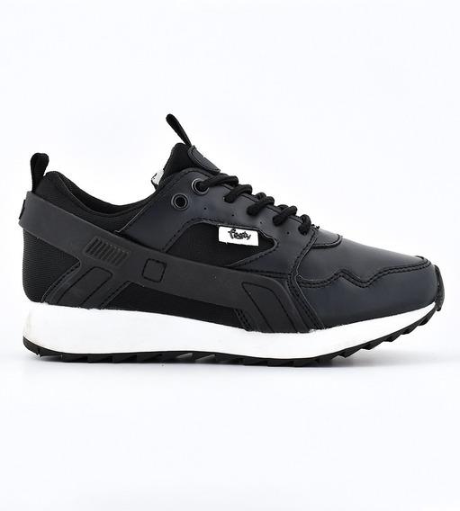 Zapatillas Niñas Rock Negro Footy Fx335