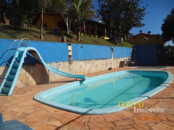 Sítio Para Venda Em Cajamar, Ponunduva, 5 Dormitórios, 4 Banheiros - 18499