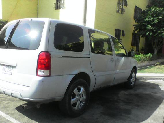 Chevrolet Van Uplander 2007 Para 7 Pasajeros Gasolina / Glp