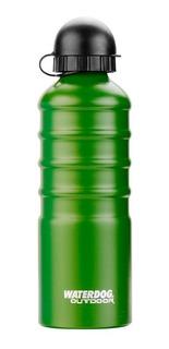 Botella Deportiva Waterdog 750ml Alumino Gimnasio Ciclismo