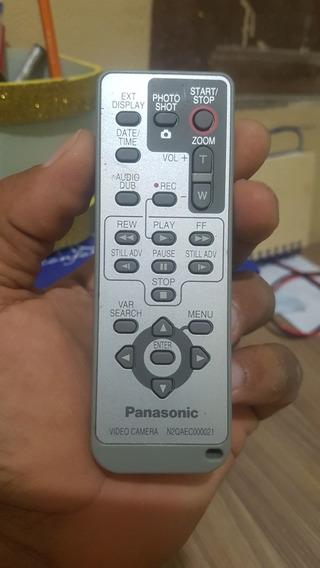 Controle Remoto Filmadora Panasonic Gs 320
