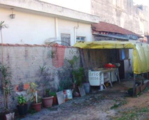 Terreno - Vila Invernada - Ref: 4630 - V-4630