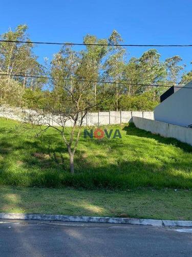 Imagem 1 de 12 de Terreno À Venda, 560 M² Por R$ 430.000,00 - Reserva Santa Maria - Jandira/sp - Te1015