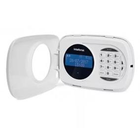 Teclado Intelbras Xat 4000 Lcd P/ Central De Alarme Monitora