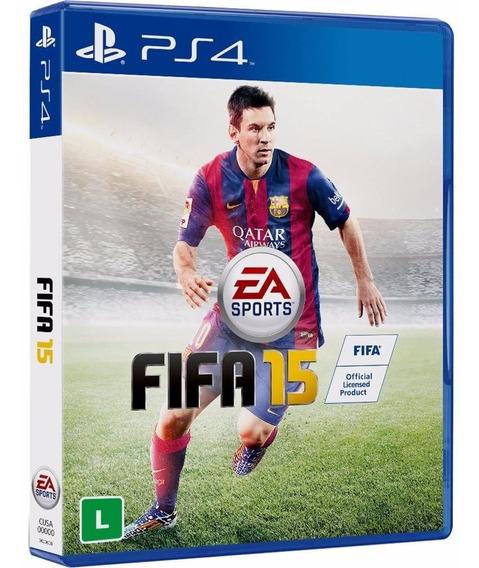 Jogo Fifa 15 (usado) Ps4