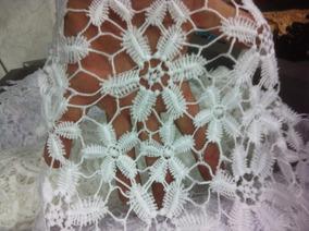 Renda Guipir O Metro P/ Vestido Noiva Branca