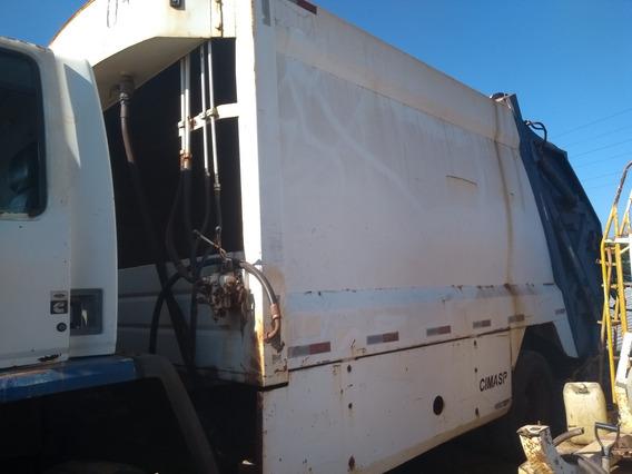 Ford Cargo 1722 Vendo O Compacdor De Lixo 15m Valor 10 Mil