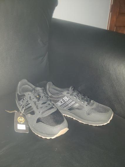 Zapatos De Caballero Talla 43 Importados