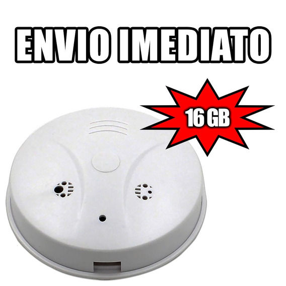 Video Camera Escondida Para Casa Micro De Seguranca 16gb