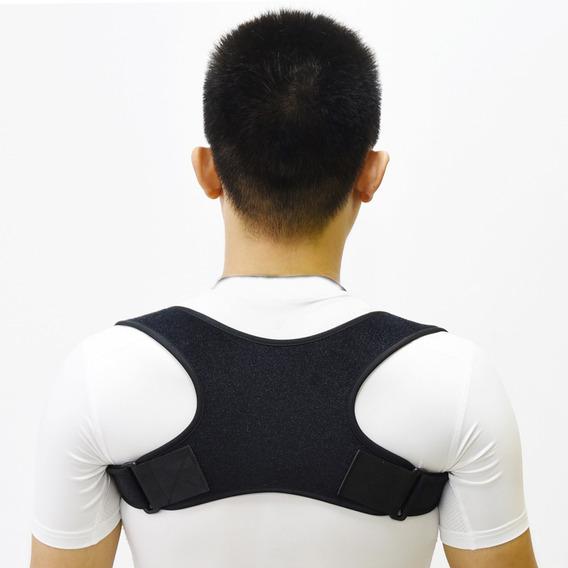 Cómodo Corrector De Postura Clavícula Espina Dorsal Hombro
