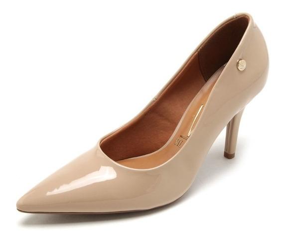 Sapato Scarpin Salto Alto Verniz Vizzano Verniz