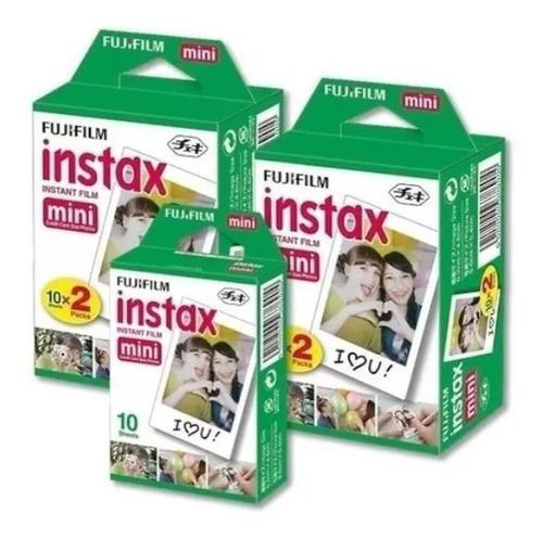 Fujifilm Cartucho Instax Mini Iso 800 5 Paquetes (50 Hojas)