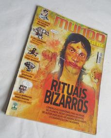 Revista Mundo Estranho 90 Agosto 2009 Rituais Bizarros