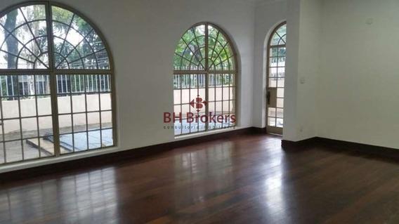 Casa Comercial Para Venda No Santa Lúcia, Belo Horizonte - 350m² - 16772