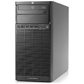 Servidor Proliant Hp Ml110 G7 4gb Ram Hd 500 Gb Cd/dvd