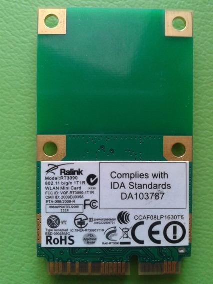 Placa Wireless Notebook Rt3090