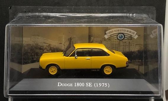 Dodge 1800 Se 1975 1/43 Ixo + Fascículo