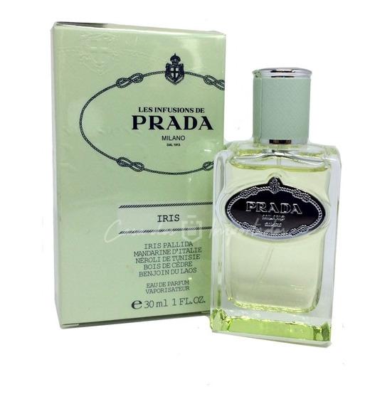 Prada Les Infusion Iris Eau De Parfum 30ml | Ganhe Amostra